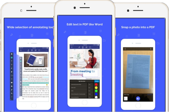 how to save as a pdf on iphone