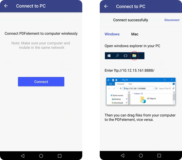how to open pdf files on android phone