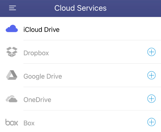transfer pdf to iphone via cloud
