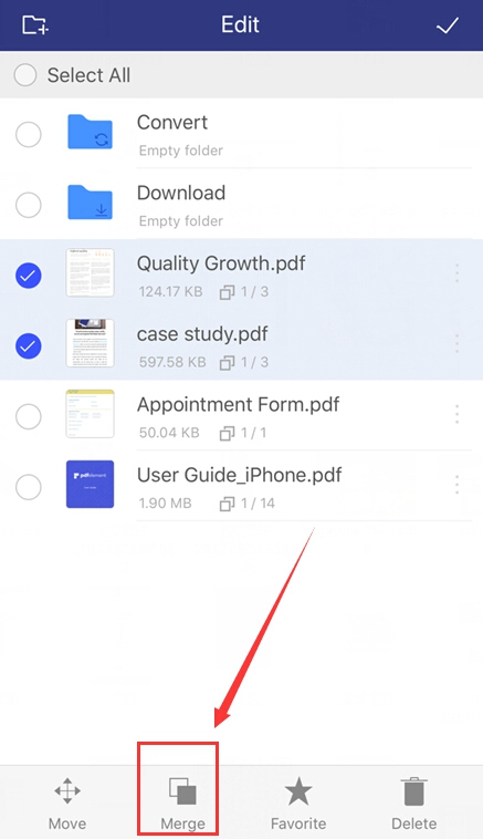 merge pdf app