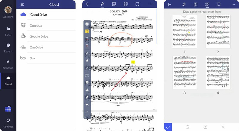 Top 4 PDF to Midi Apps on iPhone and iPad | Wondershare PDFelement