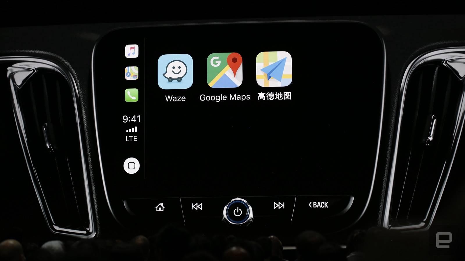 apple carplay app
