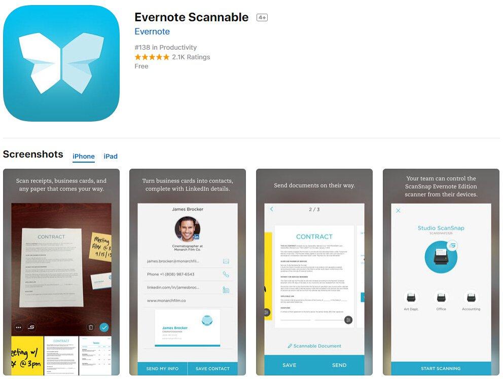 pdf iphone app