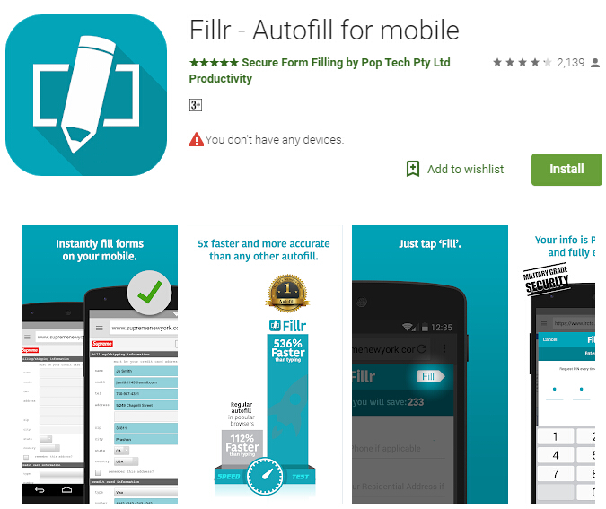 Best Apps to Fill out a PDF Form on Android | Wondershare