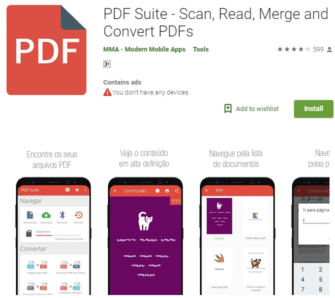 Best Apps to Convert Text to PDF on Android | Wondershare