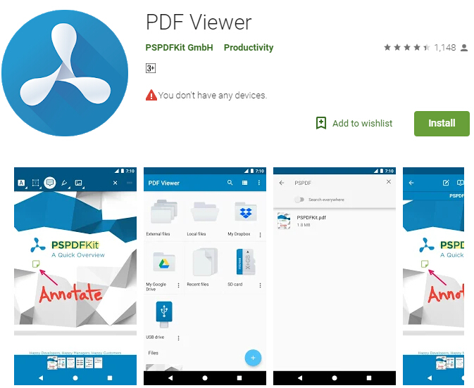 Where Do My Pdf S Go On Android