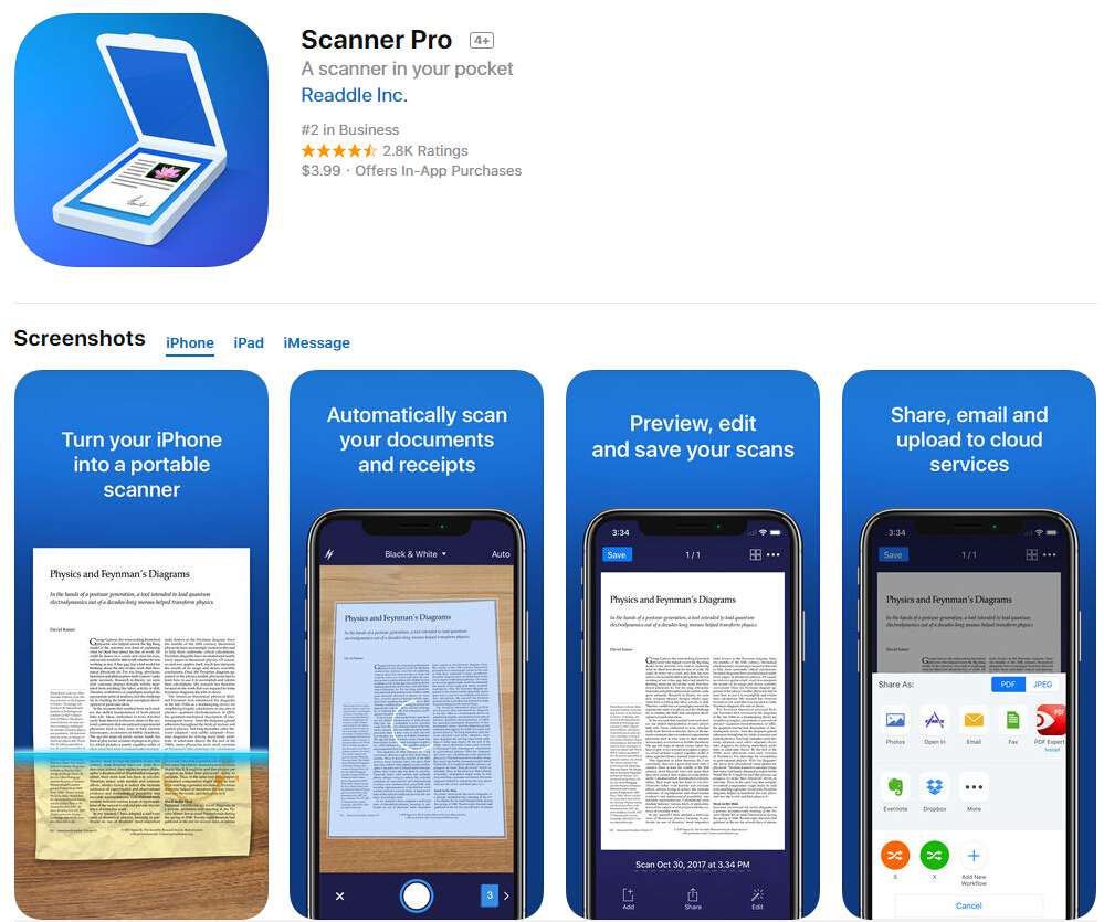 pdf app iphone