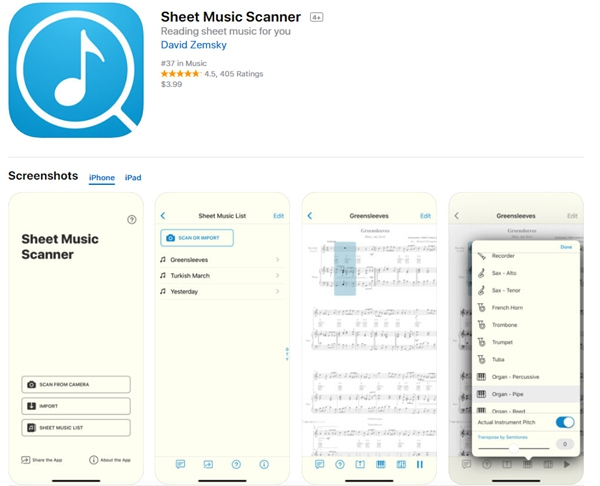 Top 4 PDF to Midi Apps on iPhone and iPad | Wondershare