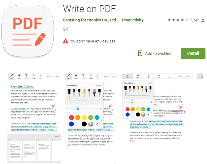 Can You Edit A Pdf >> Best Apps To Edit Pdf On Android Wondershare Pdfelement