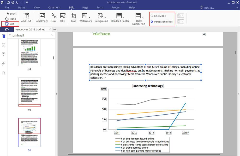 Hoe Bewerken Een PDF-bestand Gratis