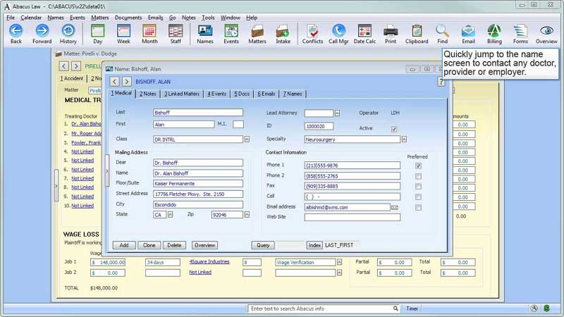 billing software for attorneys