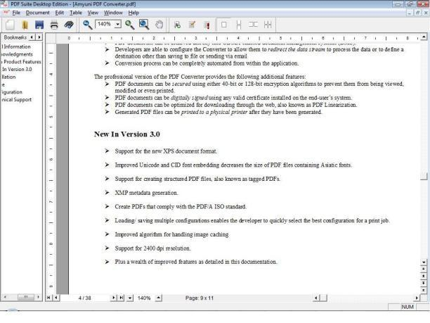 document processing software