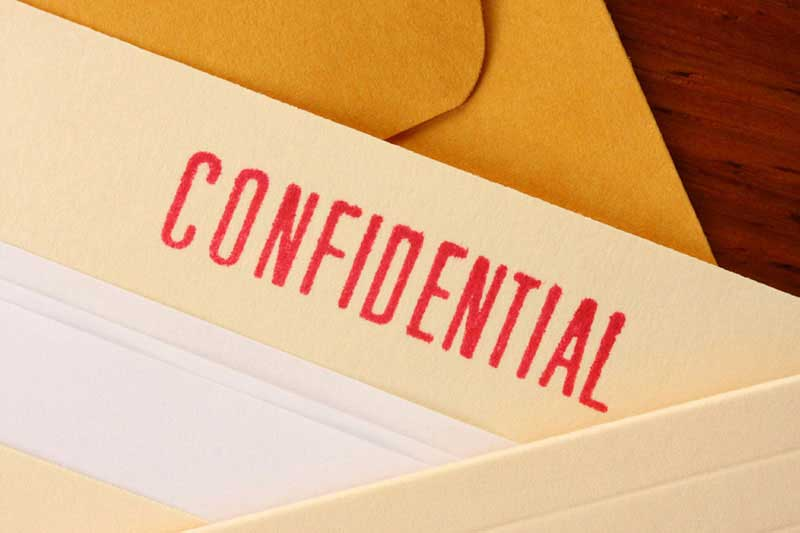 confidential informant guidelines
