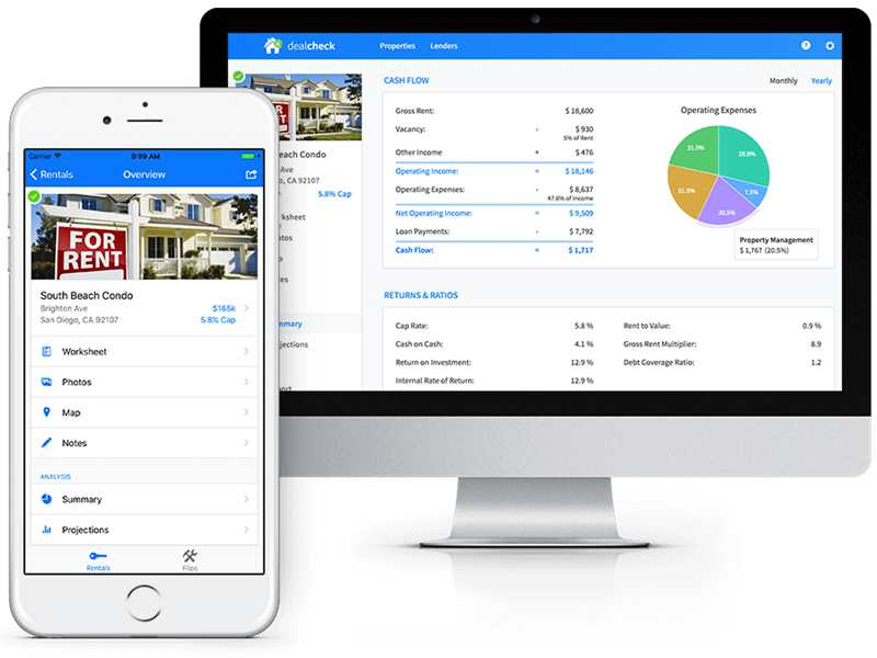 real estate analytics software