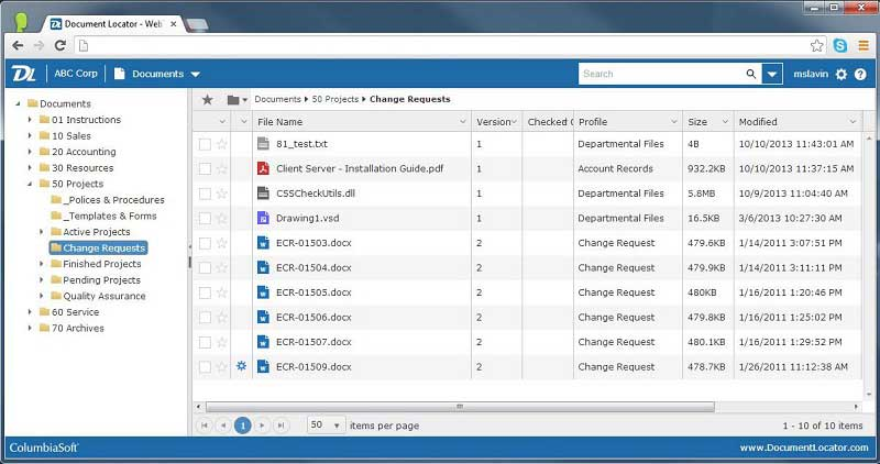 enterprise document management software reviews