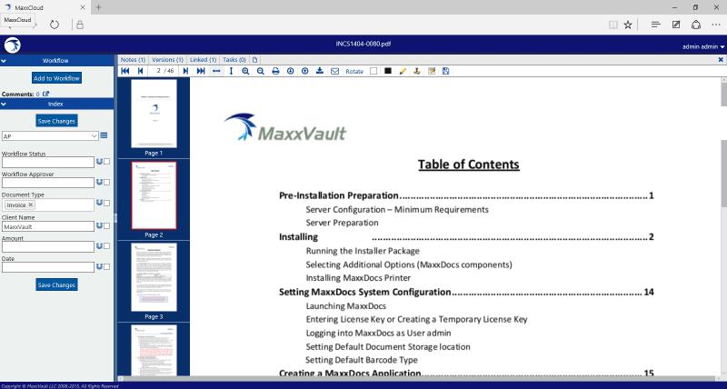 documents organizer software