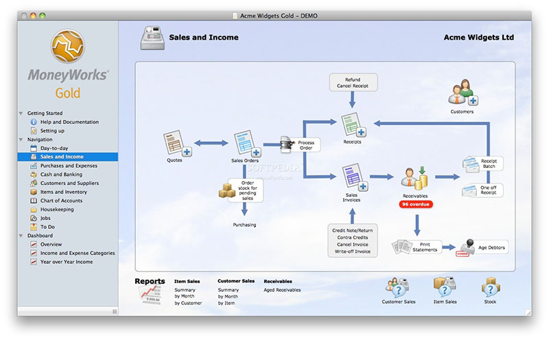 mac small business software