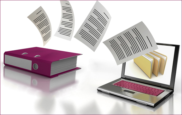 How To Create Paperless Office By Simple Steps
