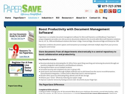 personal document organizer software