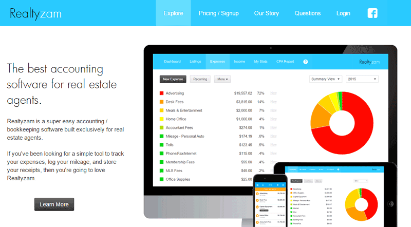 real estate brokerage accounting software