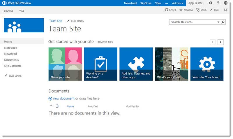 sharepoint document management examples