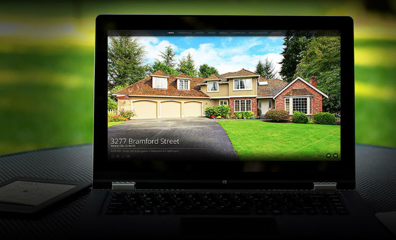 real estate virtual tour software