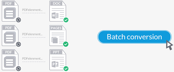 convert pdf in batches