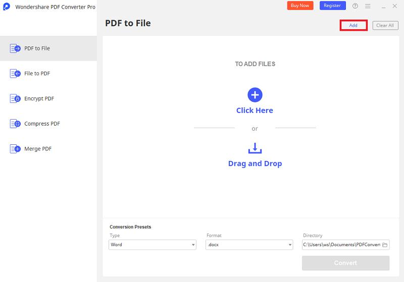change excel file to pdf