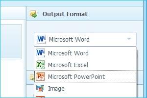 convert pdf into powerpoint