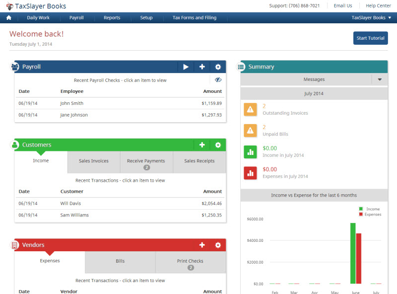 Free Tax Software: Be Kind to your Wallet | Wondershare PDFelement