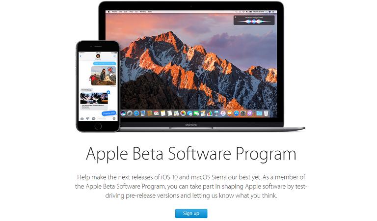 Comment télécharger et installer macOS Sierra