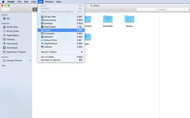 increase disk space for sierra