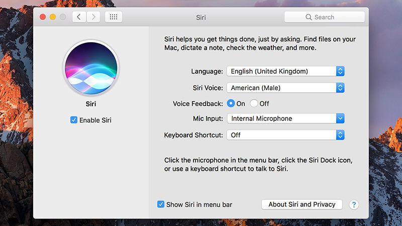 Apprendre à utiliser Siri sur macOS Sierra en moins d'une minute