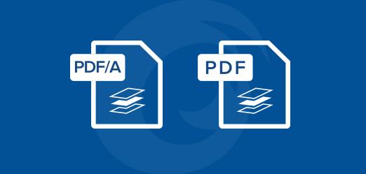 pdf to pdf/a