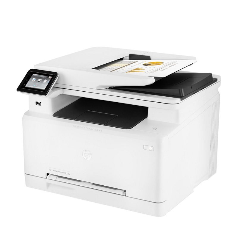 hp color laserjet pro mfp m277dw manual pdf