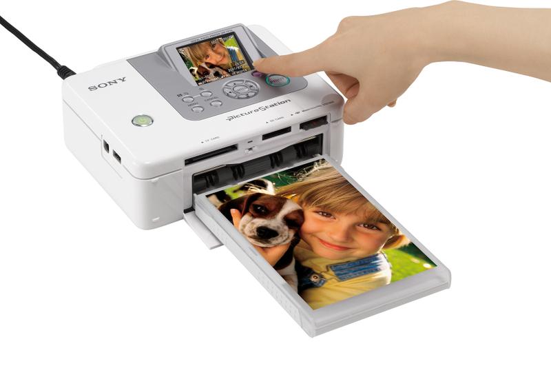 находится фотопринтер с экраном обязательные приспособления