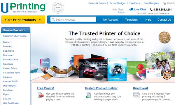 online printers