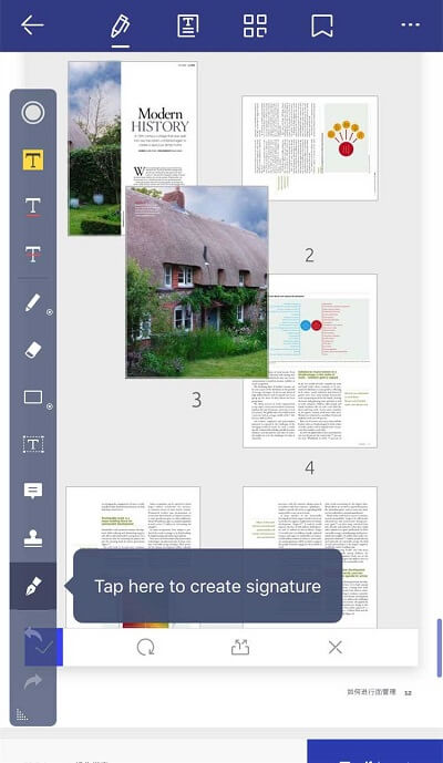 how to sign pdf on iphone  ipad free