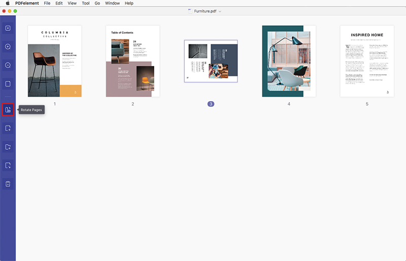 edit pdf in indesign mac