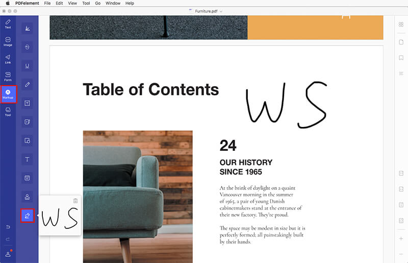 mac sign pdf