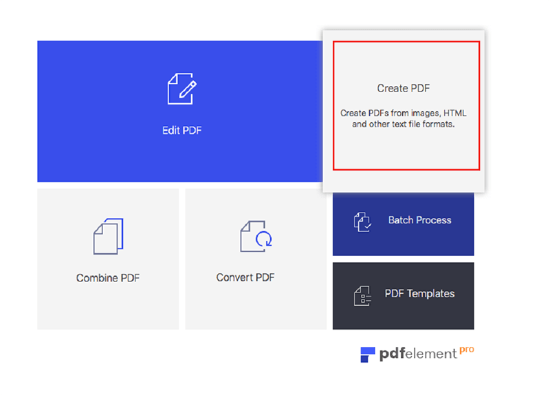 creating pdf preview