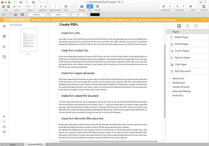 Writable PDF
