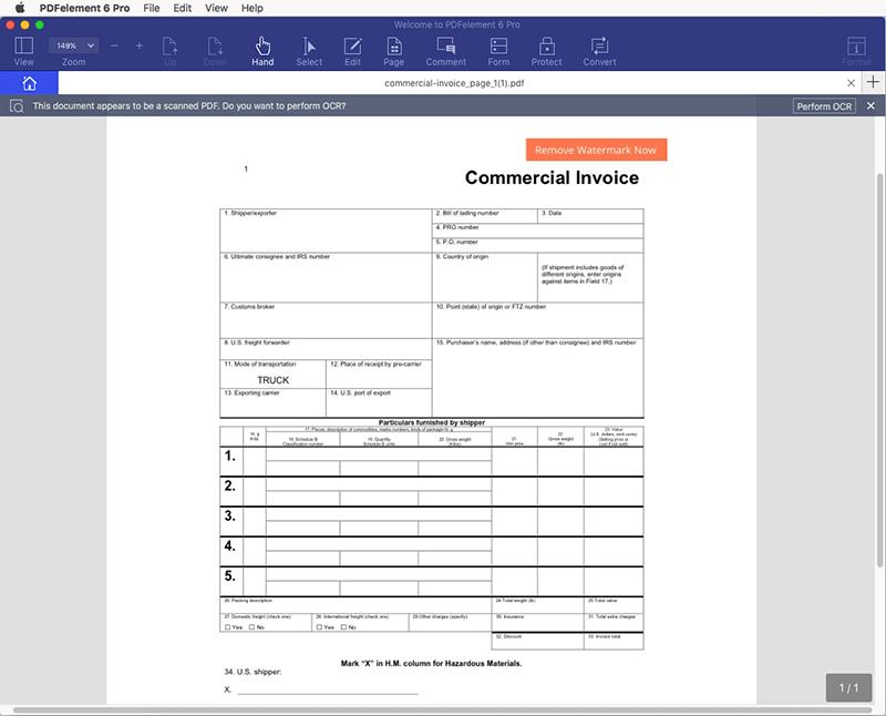 edit pdf form mac