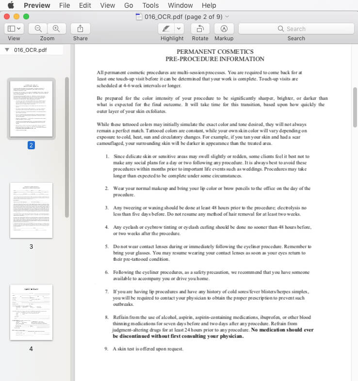 export pdf to keynote