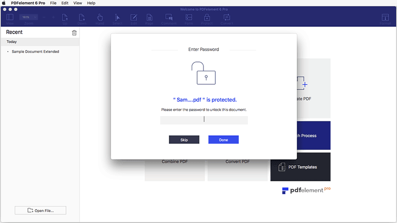 wondershare pdf password remover crack free