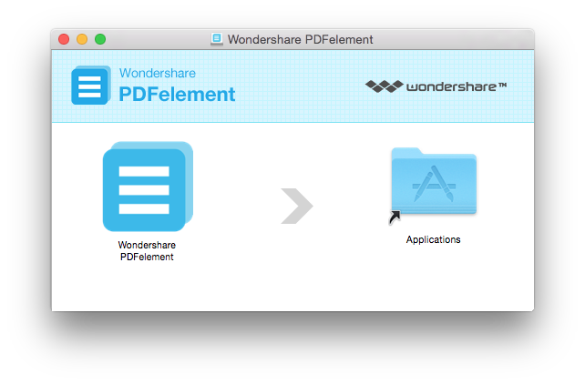 install pdfelement for mac