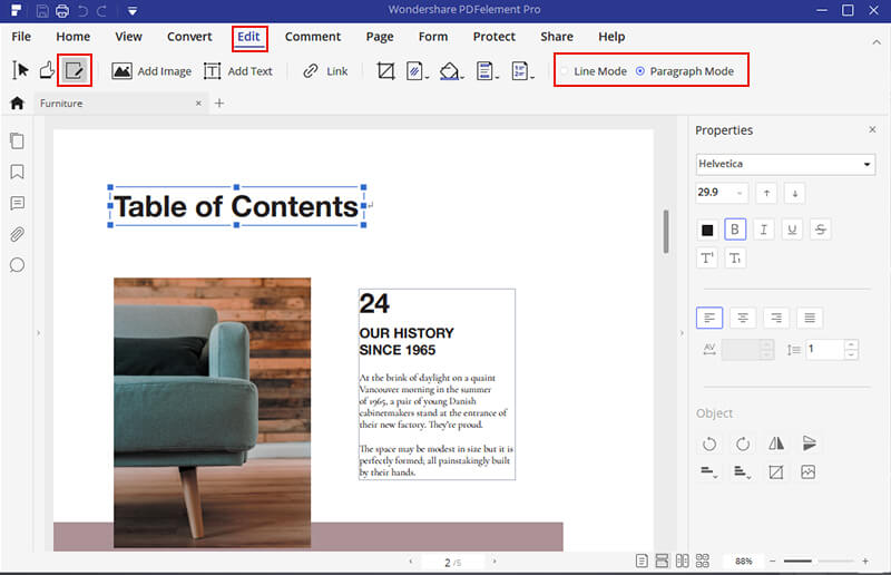 turn powerpoint into pdf