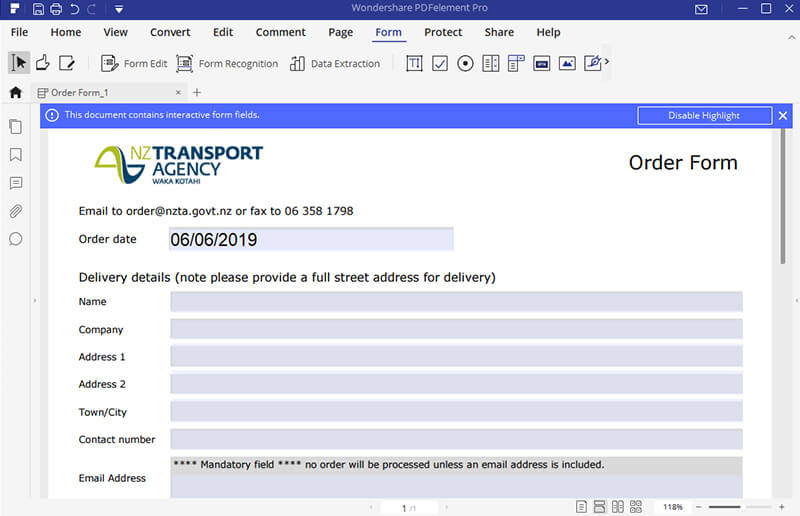 Adobe Acrobat Forms? Let's Fill out PDF Forms with Acrobat