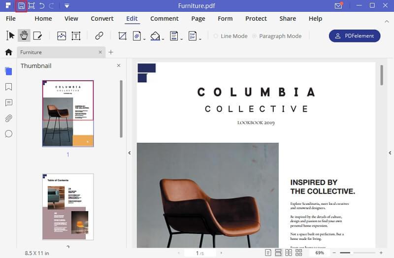 inserire logo in pdf