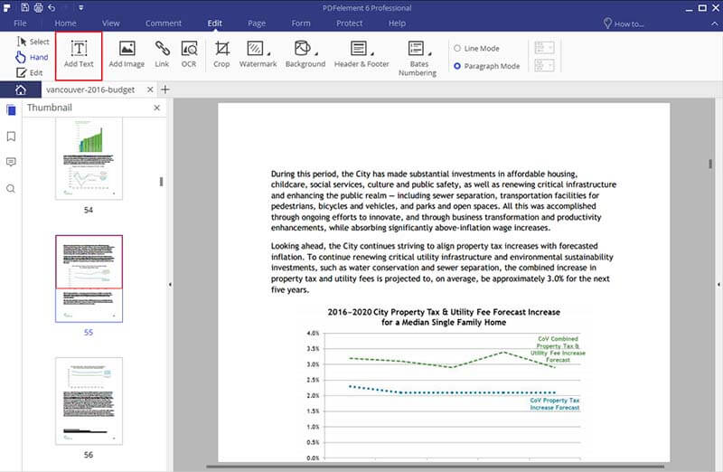 Pdf Writer Application
